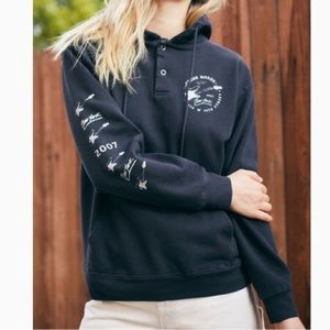 Brandy Melville Black Crossroads Sweatshirt